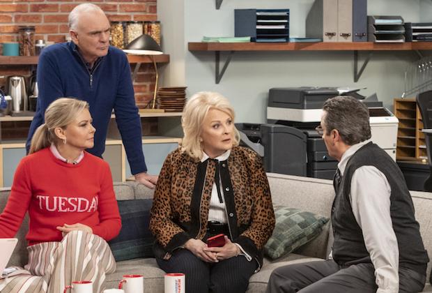 Murphy Brown Renewed Cancelled