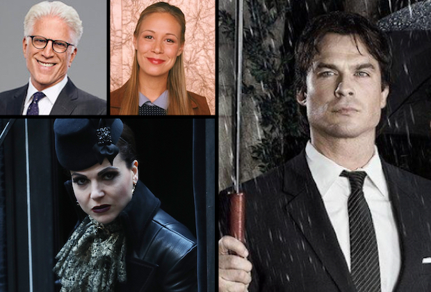 TV Characters Turned Evil