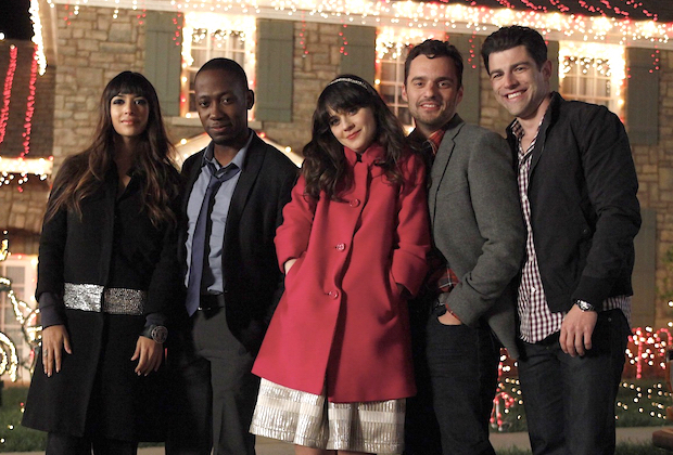 New Girl Christmas Episode The 23rd