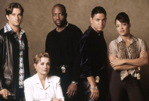 New York Undercover Reboot ABC Dick Wolf