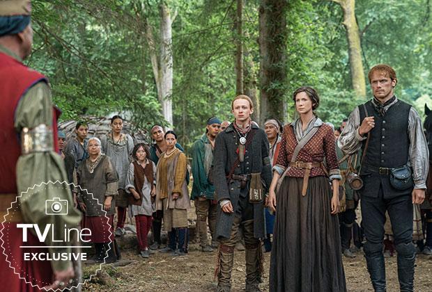 Outlander Season 4 Finale Photo Episode 13 Spoilers