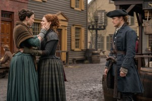 Outlander Recap Season 4 Episode 9 Jamie Brianna Meet