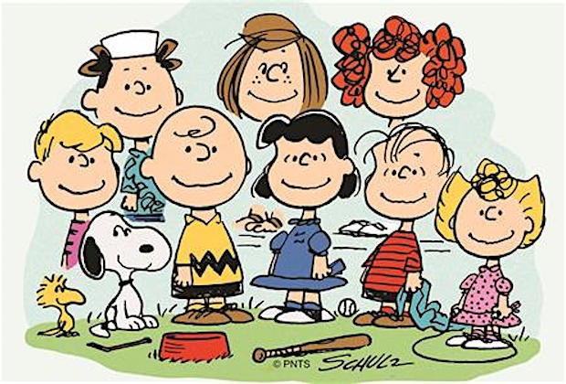 Peanuts Apple TV Shows Charlie Brown Snoopy
