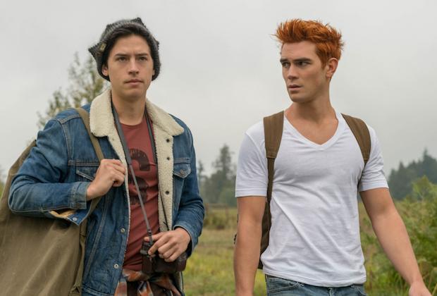 Riverdale Season 3 Episode 7 Jughead Archie