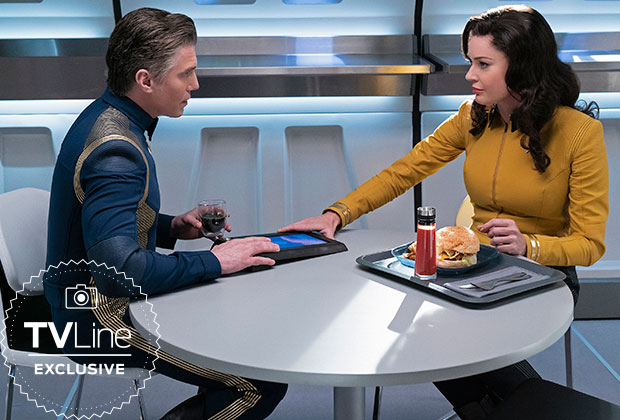 Star Trek Discovery Season 2 Pike Number One