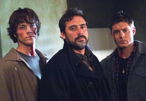 Supernatural Jeffrey Dean Morgan