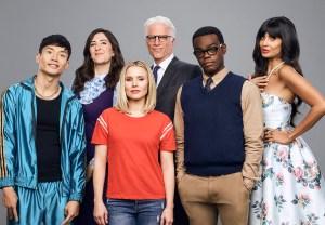The Good Place Renewed Season 4 NBC