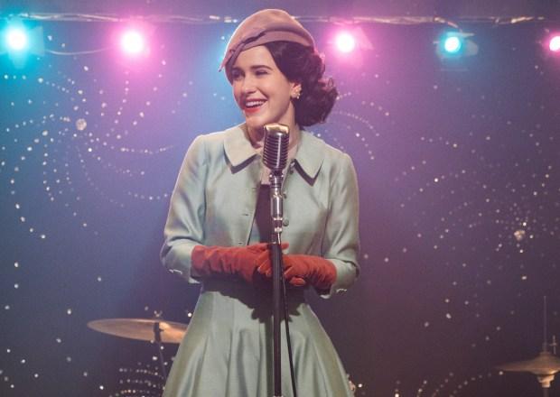 The Marvelous Mrs. Maisel Season 2 Premiere Midge Paris
