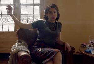 The Marvelous Mrs. Maisel Season 2 Premiere Rose