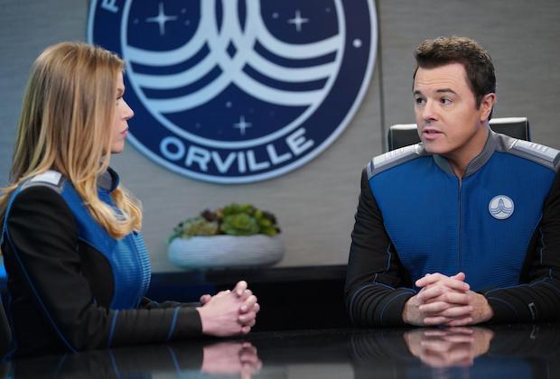 The Orville Season 2 Premiere