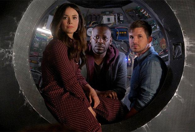 Timeless Trailer Series Finale