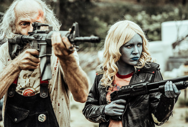 Z Nation Syfy Cancelled