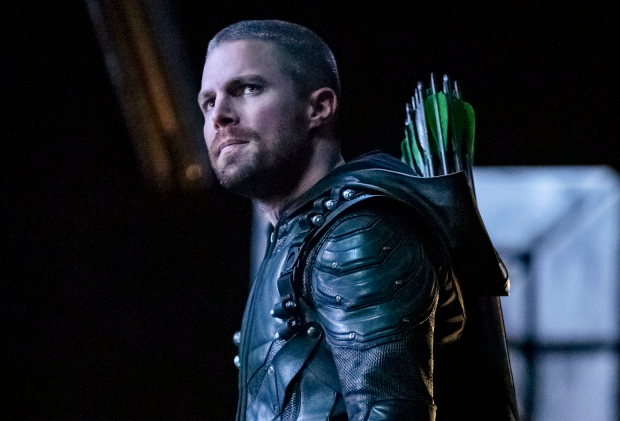 Arrow Recap 7x11