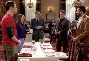 Big Bang Theory Sean Astin Kal Penn