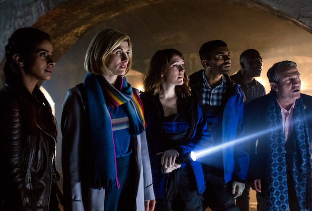 Doctor Who Recap New Year Day