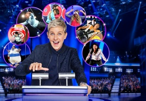 Ellen's Game of Games Renewed