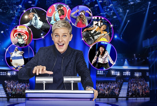 Ellen's Game of Games Renewed