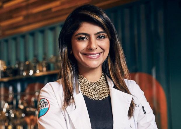 Fatima Ali Dead Top Chef