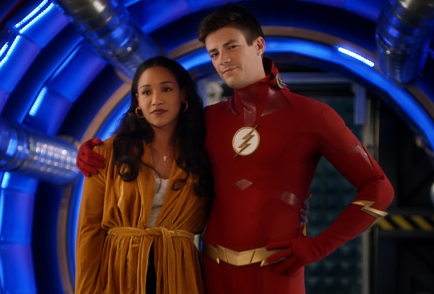 Flash Recap Season 5 Episode 10