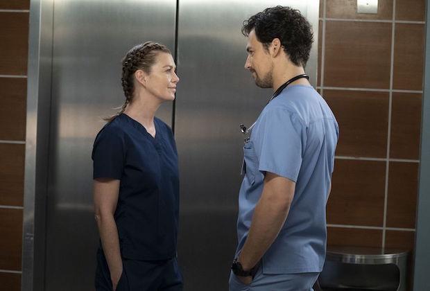 greys anatomy season 15 episode 9