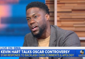 kevin hart gma interview video