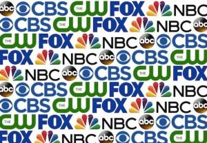 Fall TV Schedule Network Logos