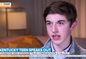 nicholas sandmann today show full interview video