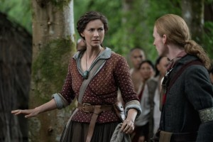 Outlander Finale Season 4 Episode 13 Jaime Kill Murtagh Cliffhanger