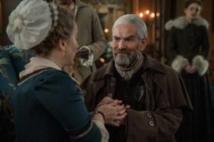 Outlander Finale Murtagh Jocasta Season 4 Episode 13 Duncan Lacroix Interview