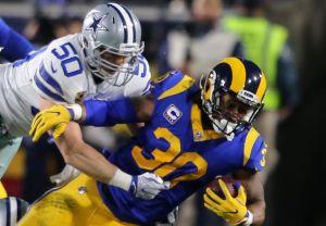 Rams Cowboys NFC Playoff