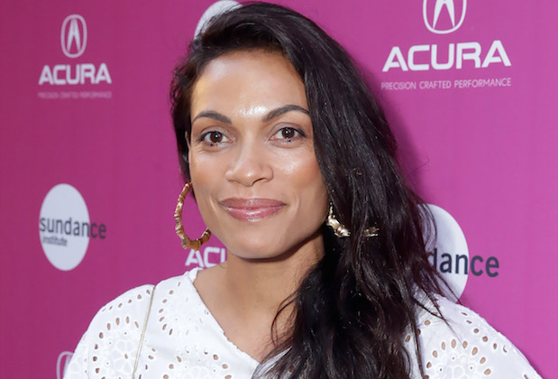 Rosario Dawson Briarpatch Series Order USA Network