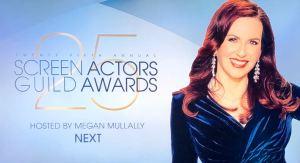 SAG Awards Megan Mullally