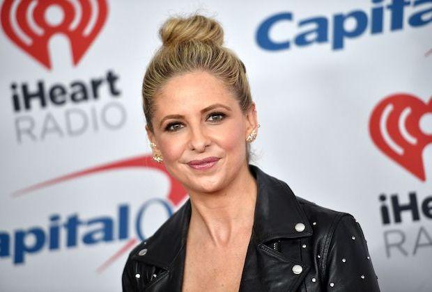 Sarah Michelle Gellar Sometimes I Lie Cast Ellen DeGeneres