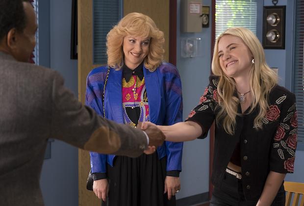 schooled goldbergs spinoff premiere