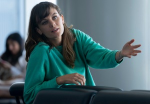 SMILF Frankie Shaw Abuse Response Interview Video