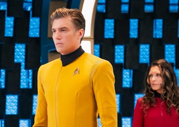 Star Trek Discovery Season 2 Anson Mount Pike