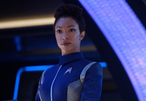 Star Trek Discovery Season 2 Episode 2 Burnham