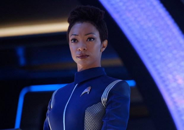 Star Trek Discovery Season 2 Episode 2 Burnham