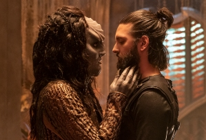 Star Trek Discovery Season 2 Episode 3 L'Rell Tyler