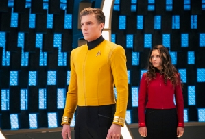 Star Trek Discovery Season 2 Premiere Pike