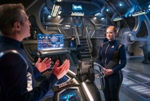 Star Trek Discovery Season 2 Premiere Stamets Tilly