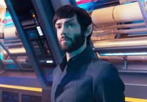 Star Trek Discovery Season 2 Spock Ethan Peck