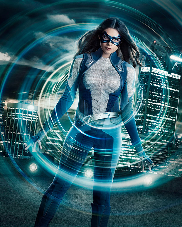 Supergirl Dreamer Suit
