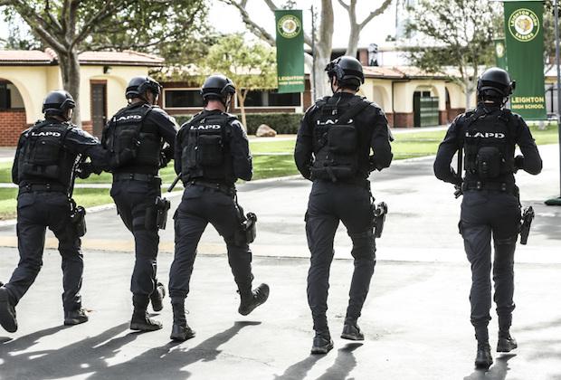 SWAT School Shooting Episode