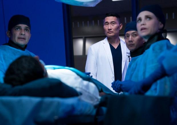 the good doctor season 2 episode 15 daniel dae kim