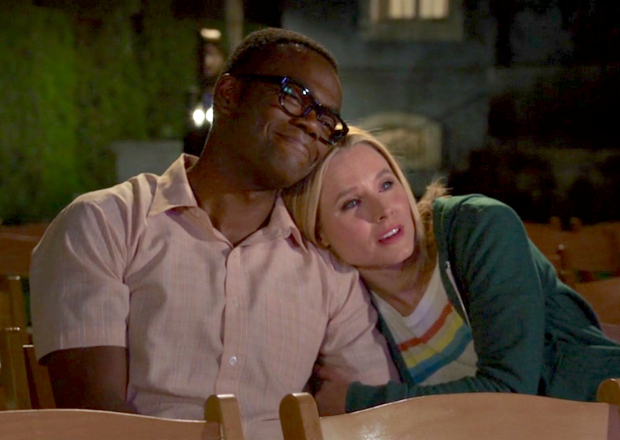 The Good Place Chidi Eleanor