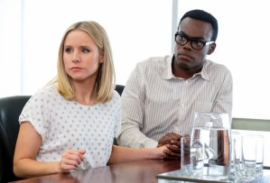 The Good Place Season 3 Episode 12 Eleanor Chidi