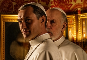 The New Pope Jude Law John Malkovich