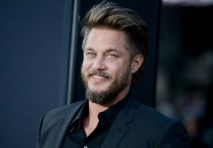 Travis Fimmel Raised by Wolves