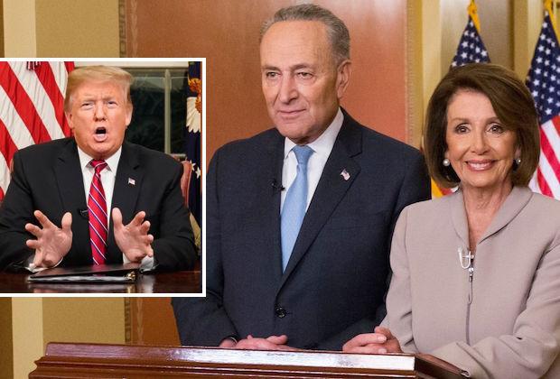 Ratings Trump Speech Border Crisis